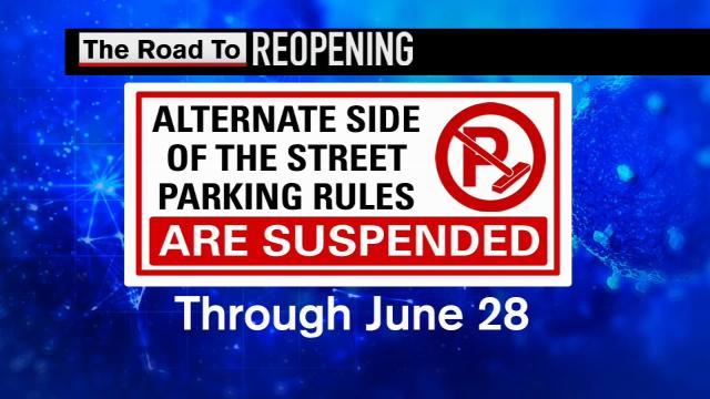 Alternate Side Parking Calendar Nyc 2022.Suspension Of Alternate Side Parking Regulations Extended In Nyc