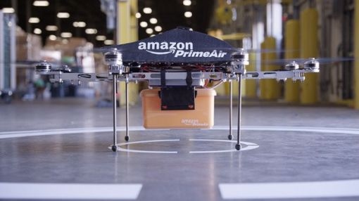 Amazon's Delivery Drones Are Taking Off Next Year
