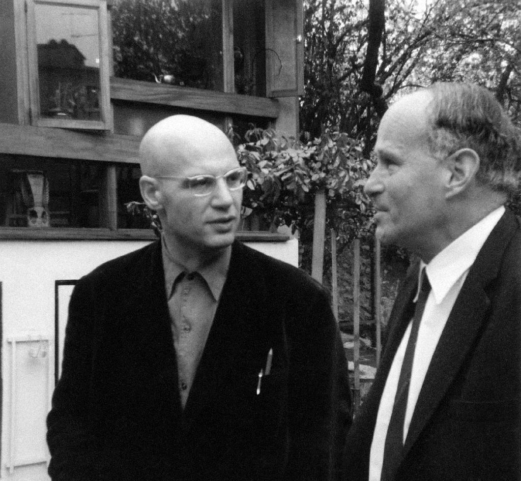 Eccentric German-born French mathematician Alexander Grothendieck (left) died aged 86 in November 2014