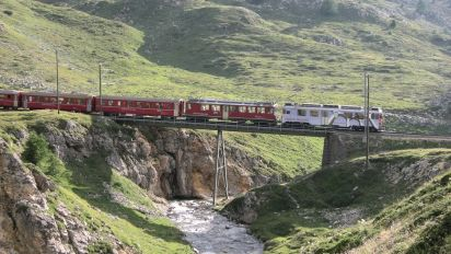 9 of Europe's most scenic train journeys to embark on now