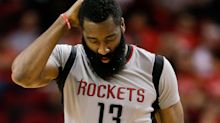 James Harden played his worst when the Rockets needed him most