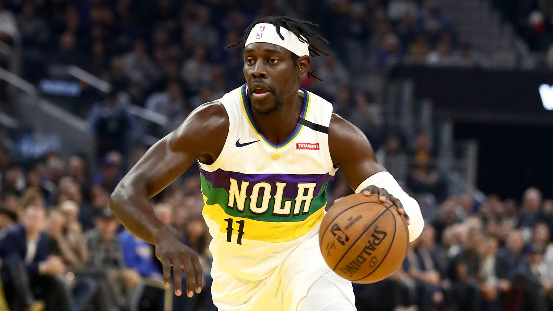 Bucks trade for Jrue Holiday, send Pelicans plenty of draft compensation:  report