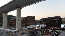 Ponte Genova: Maestrini (Fincantieri), 'Non ci sono parole per ringraziare per il lavoro fatto'