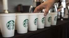 Starbucks announces $5B share buyback; GE delays earnings; Microsoft upgrade; Tobacco stocks drop on FDA investigation