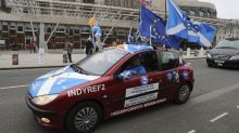 Scottish lawmakers to vote on independence referendum call