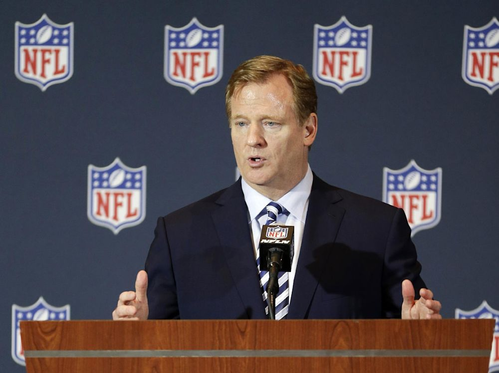 Goodell: Expanded playoffs in 2014 possible