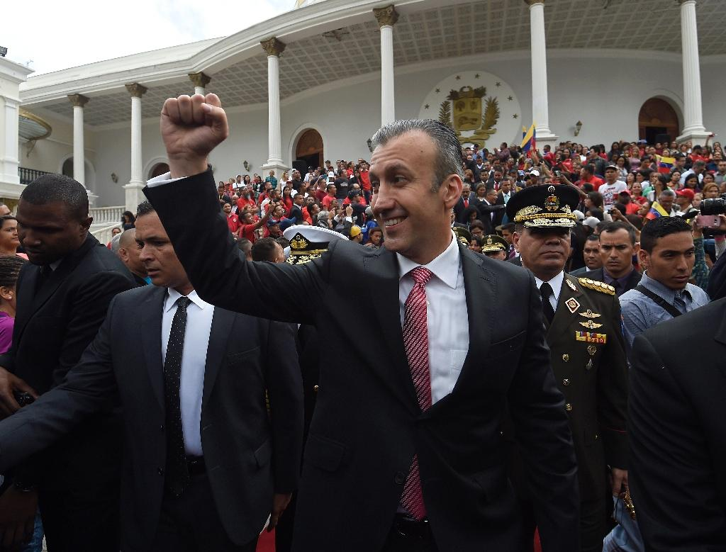 Venezuelan Industry Minister and ex-vice president Tareck El Aissami was indicted in New York and charged with violating US sanctions, along with businessman Samark Lopez Bello
