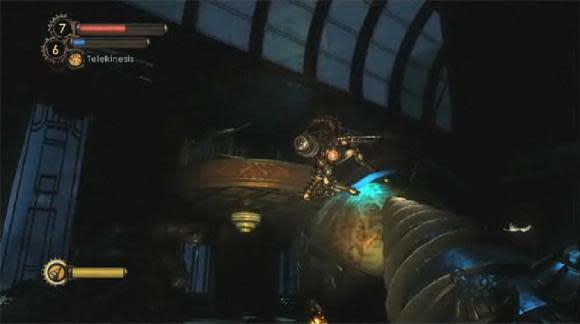 GameTrailers TV drowns us in BioShock 2 footage