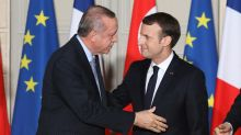 Macron expresses 'concern' over Turkish offensive in Afrin