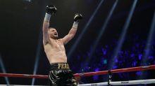 Boxe  : Arsen Goulamirian conserve son titre mondial