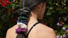 16 Cute Scrunchies That Will Replace Your Old Elastic Hair Ties