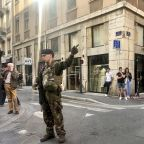 Suspect arrested after Lyon bomb attack that wounded 13