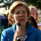 Pres. Trump reacts to missing journalist, Sen. Warren's DNA announcement