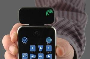 Re transforms your iPhone into a universal remote (which seems like a step backwards, to be honest)