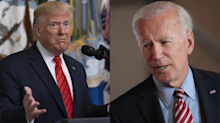 Biden slams Trump for claiming 2016 Russian interference a hoax