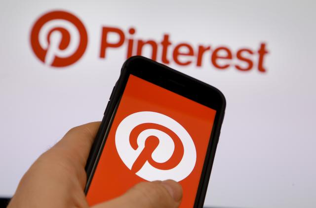 Pinterest's moderation doesn't catch some abusive and false material