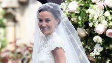 So, So Pretty: Pippa Middleton's Wedding Updo is the Stuff of Pinterest Dreams
