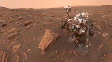 沙塵暴現已覆蓋整個火星地表