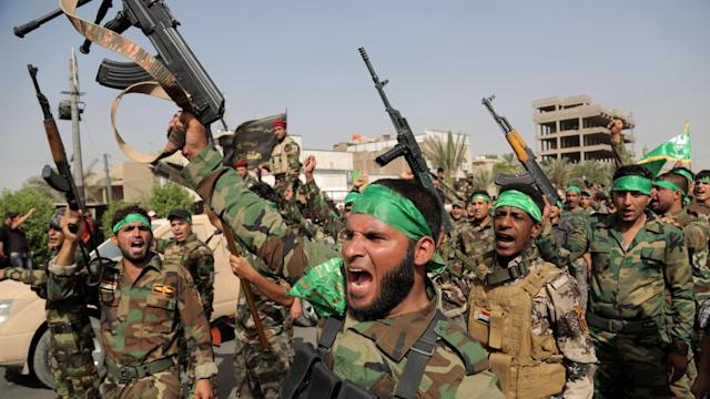 ISIS, Iraqi forces clash at border crossing