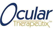 Ocular Therapeutix™ Announces First Patient Dosed in Phase 3 Clinical Trial of DEXTENZA® for the Treatment of Post-Surgical Ocular Inflammation and Pain in Children
