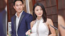 Coffee Lam ties the knot in a small ceremony