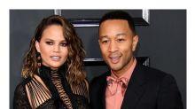 Chrissy Teigen Doesn't Think John Legend Taking Off Her Necklace Is 'Goals'