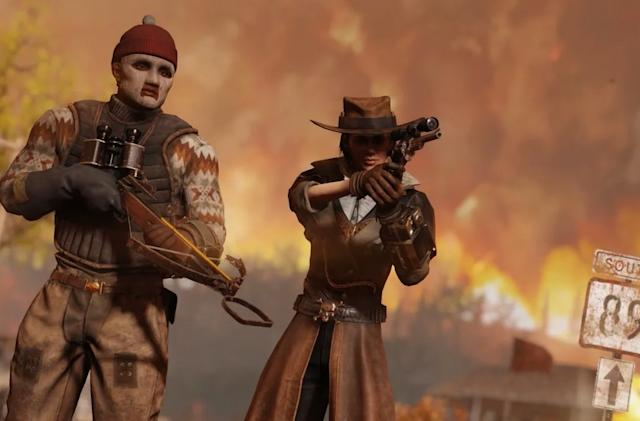 Fallout 76's battle royale mode is getting nuked in September