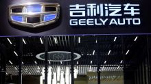 High speed: China's Geely 2017 net profit soars amid global push