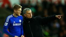 Andre Schurrle details 'psychological pressure' he felt working with 'brutal guy' Jose Mourinho at Chelsea