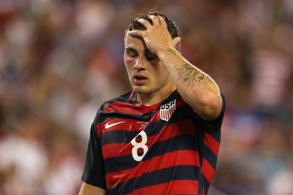 Jordan Morris was great, but the USMNT was fortunate to beat Martinique. Yes, Martinique. (Getty)