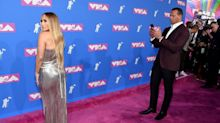 Alex Rodriguez war bei den VMAs Jennifer Lopez' Superfan
