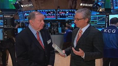 Cashin says weather providing stocks with 'get out of jai...