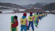 North Korea opens new ski resort before Winter Olympics in Pyeongchang