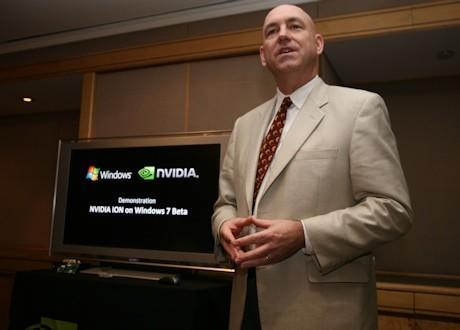 NVIDIA shows off Ion Windows 7 multitasking, confirms launch details