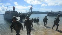 US, Philippine, Japan forces hold disaster-response drills