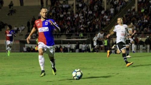Paraná empresta Diego Tavares ao Avaí até o final do ano