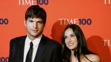 Ashton Kutcher fasted for a week in the woods and hallucinated after Demi Moore divorce