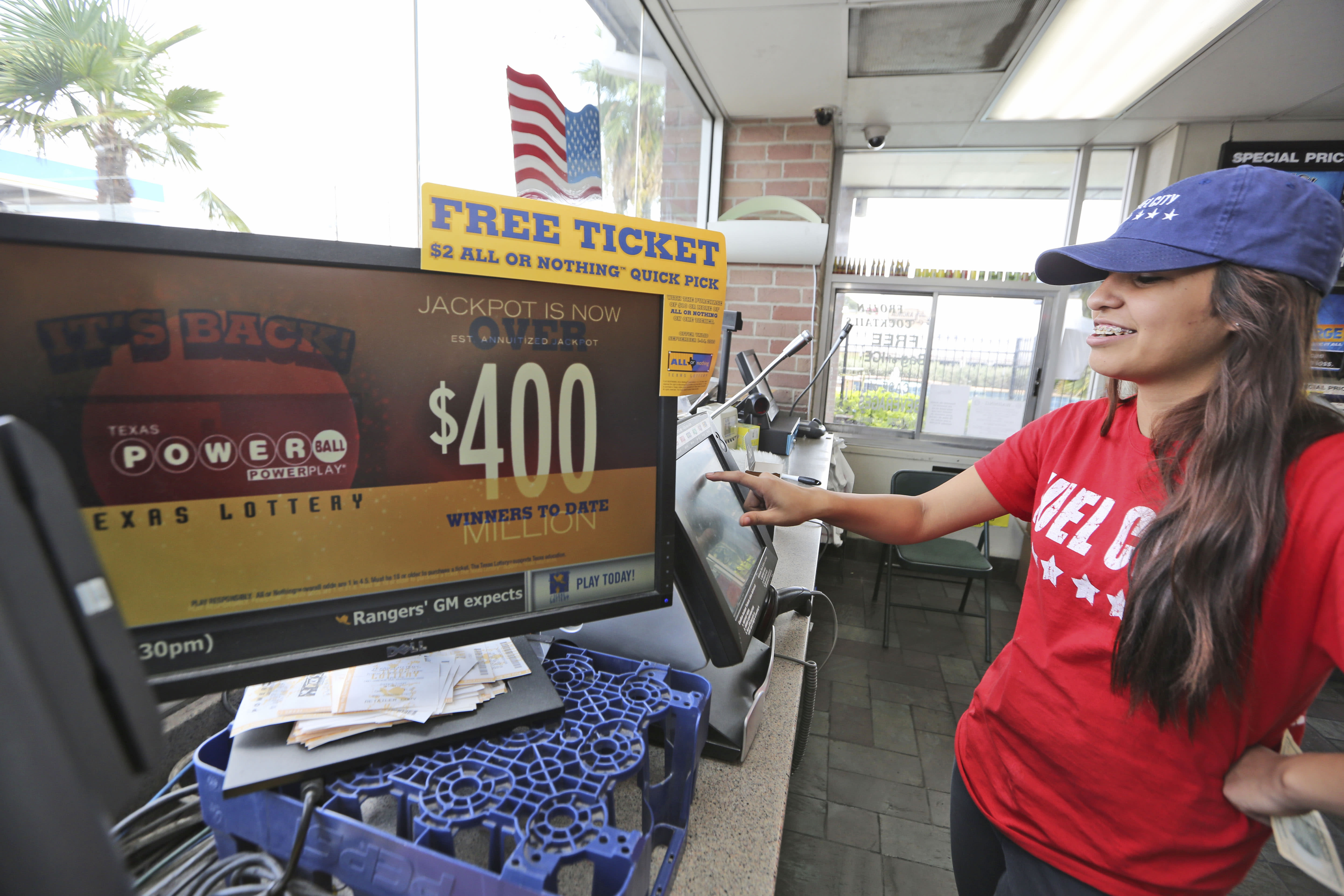 Winning Ticket Selected For Powerball Jackpot