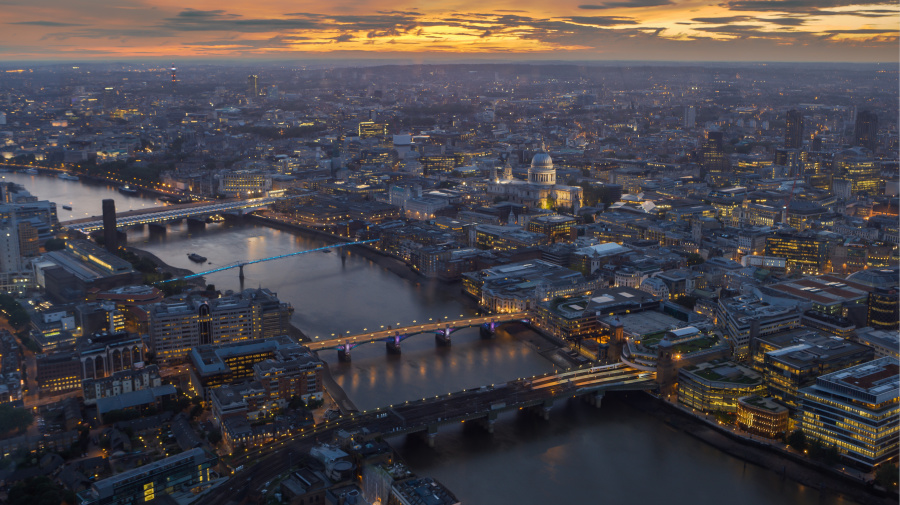 New jobs data for England reveals sharp north-south economic divide