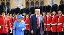 'Donald Trump is rolling into town and milking UK state visit for all it's worth'