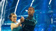 Johannes Radebe responds to outpouring of love after daring Strictly routine