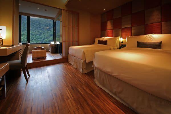 北投亞太飯店 (圖/北投亞太飯店 Asia Pacific Hotel Beitou)