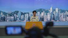 Internetriesen fürchten Sicherheitsgesetz in Hongkong