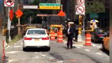 Harrison Ford turns traffic cop, bellows at motorists in New York