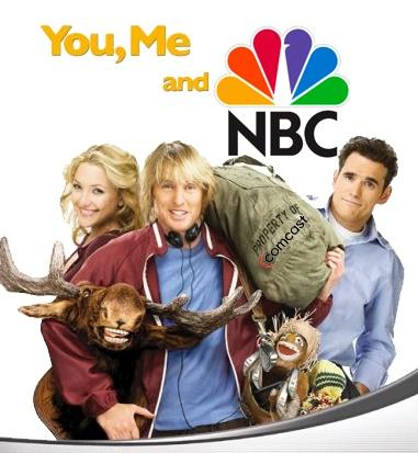 Comcast takes control of NBC, promises not to crush Hulu