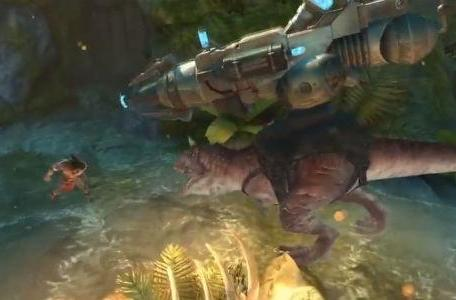 Amazon Fire TV lineup trailer has dinosaurs, lasers, and laser dinosaurs
