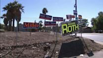 Riverside residents exhausted by election