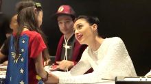 Little Girl's Tearful Meeting With Gal Gadot Shows Why 'Wonder Woman' Matters