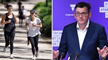 'Very close': Victorian Premier hints at greater freedom of movement
