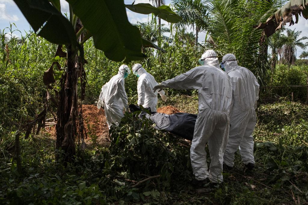 The Ebola outbreak swept across West Africa from late 2013 to until 2016, and killed more than 11,000 people